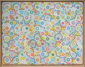 Merschmann , Ralph KS 485 1963 Lippstadt - StudAkad Münster- Köln ohne Titel Malerei, Acryl auf Lw./Keilrahmen 15.05.2003 60x80 63,5x84 A, A