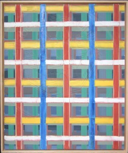 Merschmann , Ralph KS 486 1963 Lippstadt - StudAkad Münster- Köln ohne Titel Malerei, Öl auf Lw./Keilrahmen n.dat. 90x110 95,5x116 A