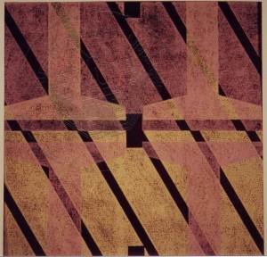 KS 339 Helfried Stange 1946 Meinersdorf, Lippstadt, Stud.FH Münster, Graf.i. Hamburg, Lippstadt o.T. Grafik 1972 59,4x42 59,4x42 konstruktiv - seriell, Darst 32x32cm A